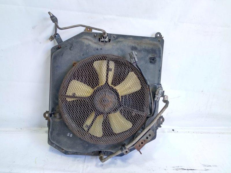 Радиатор кондиционера Toyota Hiace KZH106G 1KZTE 1997