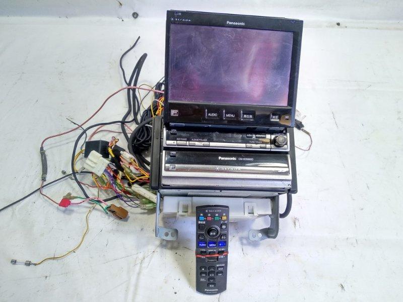 Магнитофон Nissan Serena HC26 MR20DD 2013