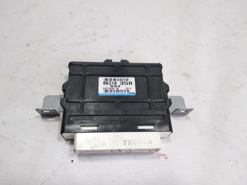 Блок управления автоматом Mitsubishi Pajero V93W 6G72 2007