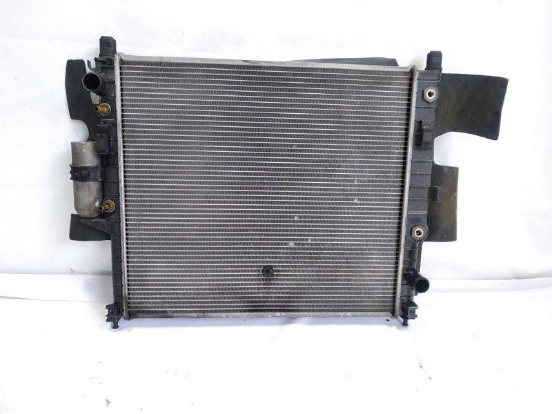 Радиатор основной Mercedes-Benz Ml-Class W163 M112E32 2002