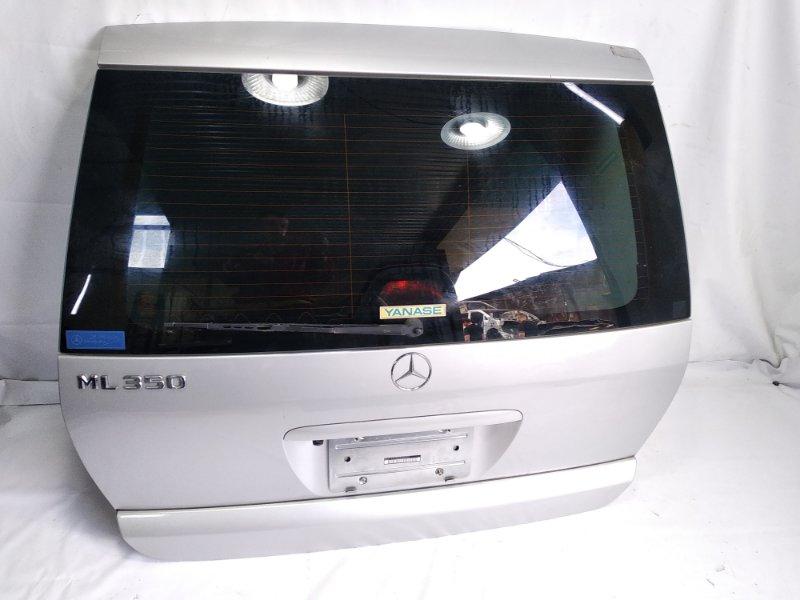 Дверь 5я Mercedes-Benz Ml-Class W163 M112E32 2002