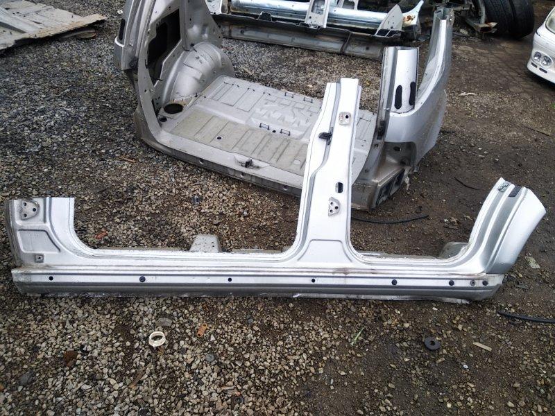Порог кузова Mercedes-Benz Ml-Class W163 M112E32 2002 левый
