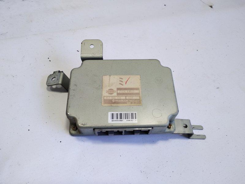 Блок управления автоматом Nissan Xtrail PNT30 SR20VET 2004