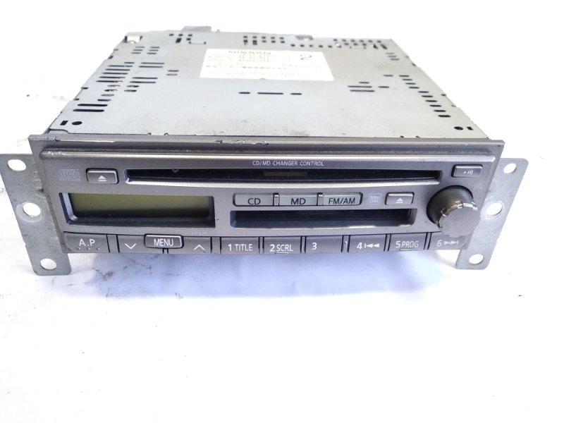 Магнитофон Nissan Xtrail T30 SR20VET 2004