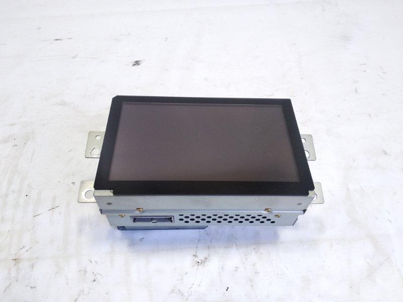Монитор Nissan Xtrail T30 SR20VET 2004