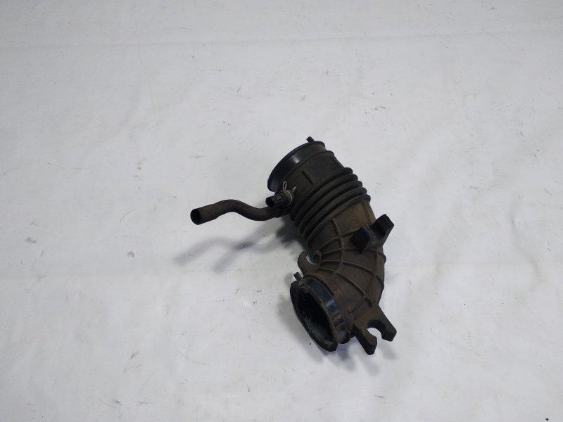 Патрубок воздушн.фильтра Honda Crv RD4 K24A 2006 передний