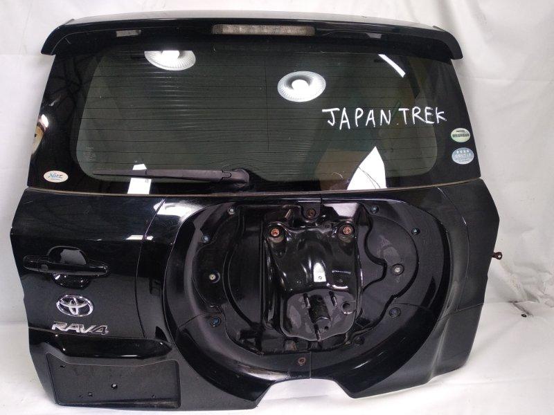 Дверь 5я Toyota Rav4 ACA31 2AZFE 2007
