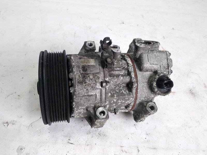 Компрессор кондиционера Toyota Rav4 ACA31 2AZFE 2007