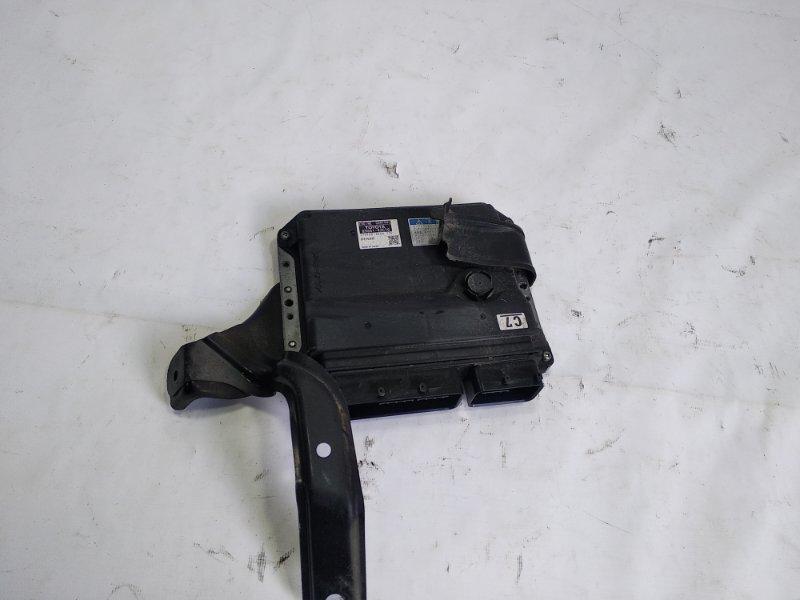 Блок управления efi Toyota Rav4 ACA31 2AZFE 2007 передний