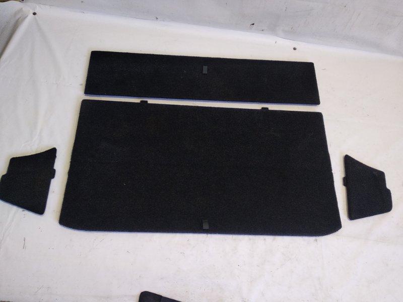 Пол багажника пластик Toyota Rav4 ACA31 2AZFE 2007