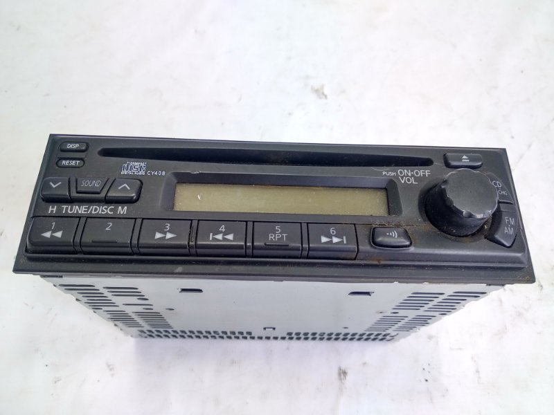 Магнитофон Nissan Liberty RM12 QR20DE 2001