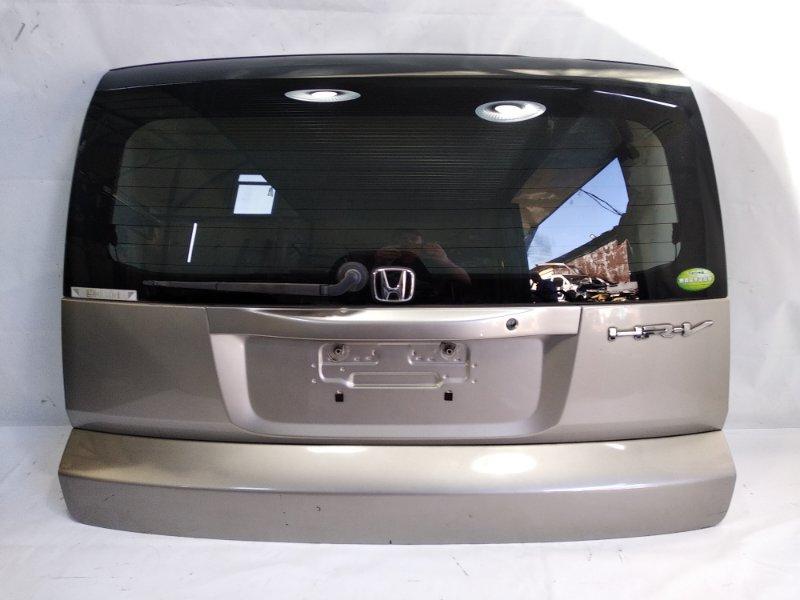 Дверь 5я Honda Hrv GH1 D16A 2005 задняя