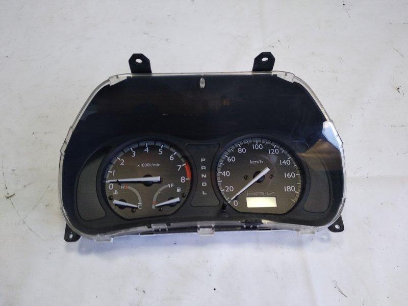 Спидометр Honda Hrv GH1 D16A 2005 передний правый