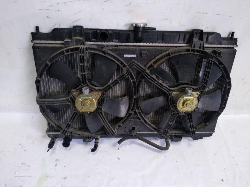 Радиатор основной Nissan Ad VFY11 QG18DE 2004 передний
