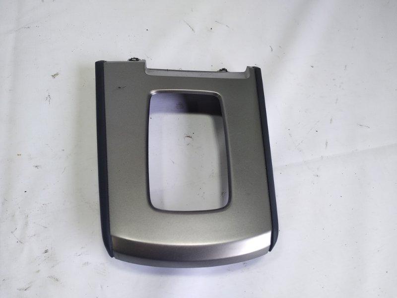 Консоль автомата Nissan Wingroad VFY11 QG18DE 2004 передний