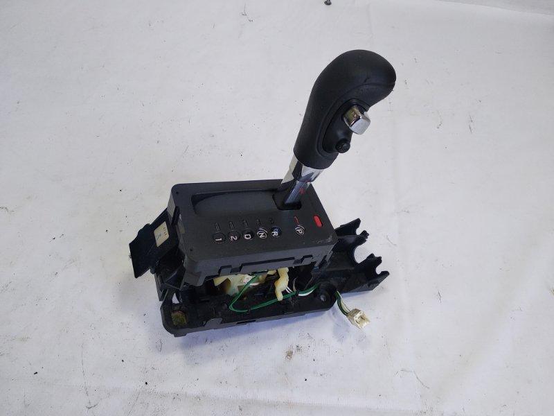 Селектор акпп Nissan Wingroad VFY11 QG18DE 2004 передний