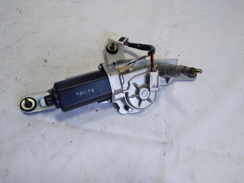 Моторчик заднего дворника Nissan Ad VFY11 QG18DE 2004 задний