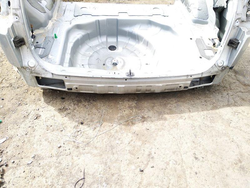Тазик железный Nissan Ad VFY11 QG18DE 2004 задний