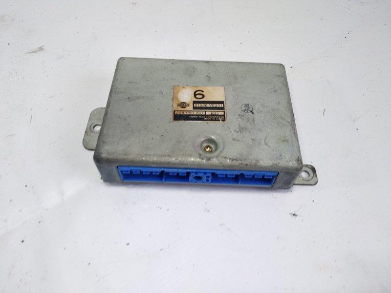 Блок управления автоматом Nissan Elgrand AVWE50 QD32ETI 1998