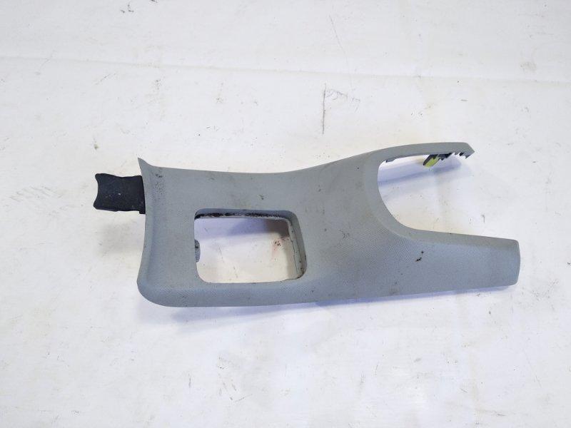 Консоль автомата Toyota Aqua NHP10 1NZFXE 2012