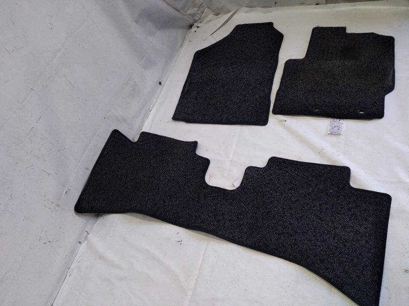 Коврики комплект Toyota Aqua NHP10 1NZFXE 2012