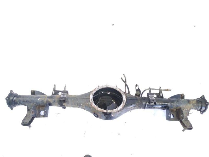 Чулок моста Mitsubishi Delica PA4W 4M40T 07.1996 задний