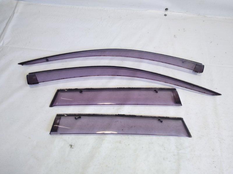 Ветровики комплект Nissan Ad VFY11 QG18DE 2003