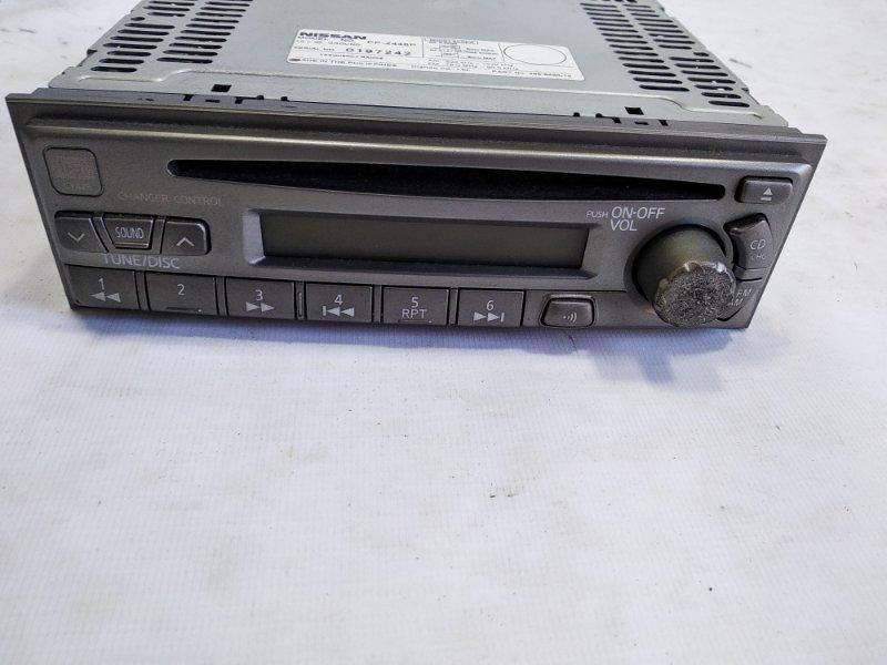 Магнитофон Nissan Ad VFY11 QG18DE 2003