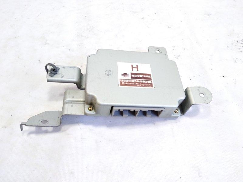 Блок управления автоматом Nissan Ad VFY11 QG18DE 2003