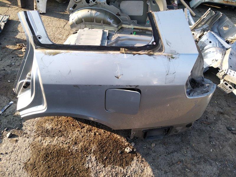 Крыло Nissan Ad VFY11 QG18DE 2003 заднее левое