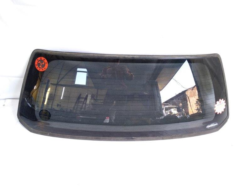 Стекло 5-й двери Nissan Ad VFY11 QG18DE 2004 заднее