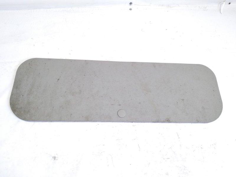 Обшивка двери багажника Nissan Xtrail T30 SR20VET 2005 задняя
