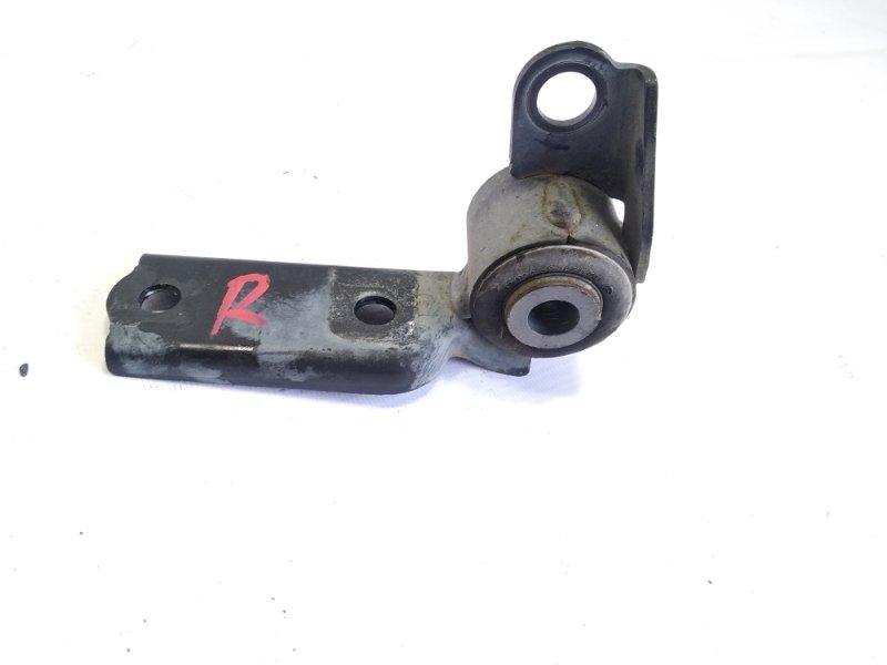 Подушка двигателя Toyota Vitz NCP131 1KRFE 2011 задняя