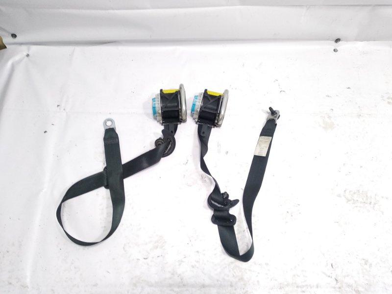 Ремень безопасности Toyota Vitz NCP131 1KRFE 2011 передний правый