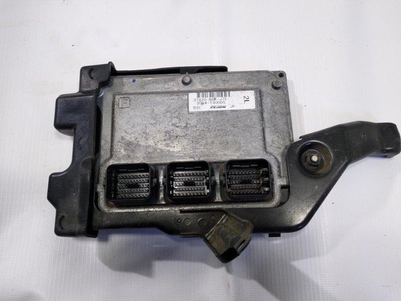Блок управления efi Honda Fit Shuttle GP2 LDA 2012 передний