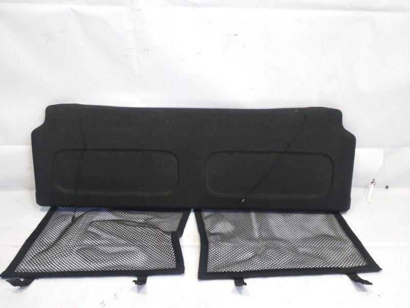 Полка багажника Honda Hrv GH3 D16A 2002 задняя
