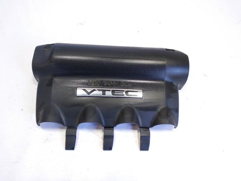 Пластиковая крышка на двс Honda Airwave GJ1 L15A 2005