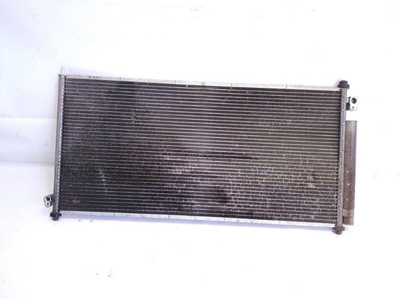 Радиатор кондиционера Honda Airwave GJ1 L15A 2005 передний