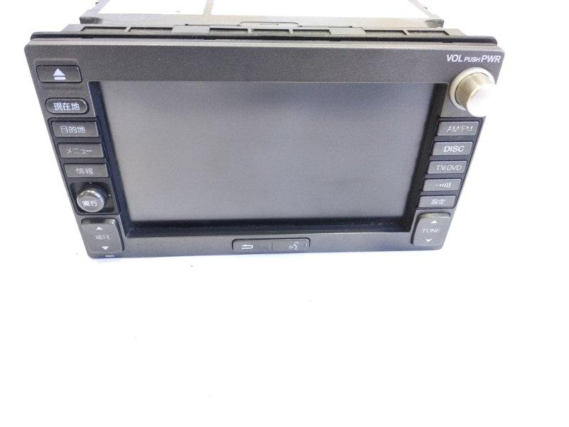 Магнитофон Honda Airwave GJ1 L15A 2005