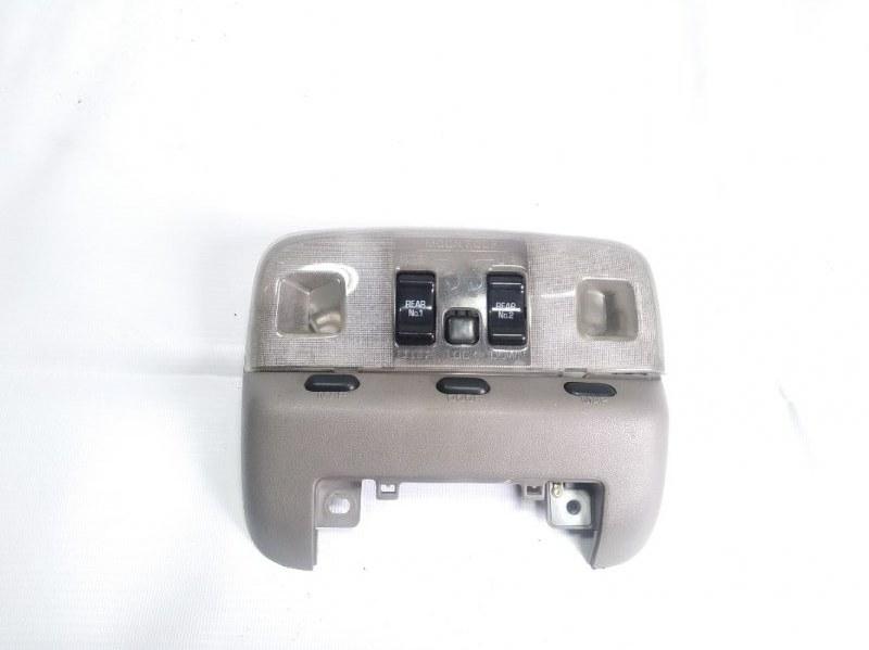 Светильник салона Toyota Hiace KZH106G 1KZTE 1995 передний