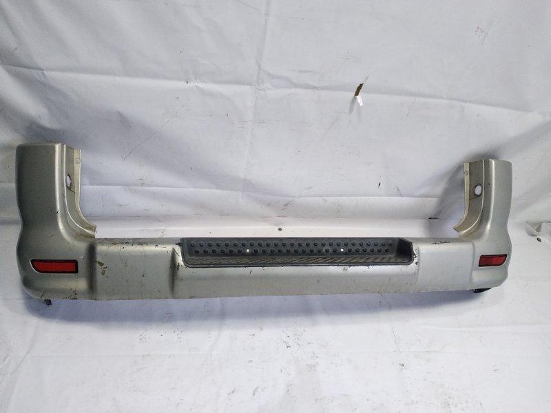 Бампер Mitsubishi Delica PA4W 4M40T задний