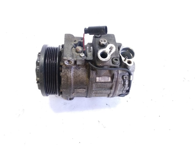 Компрессор кондиционера Mercedes-Benz S-Class WDB220 113960 2001