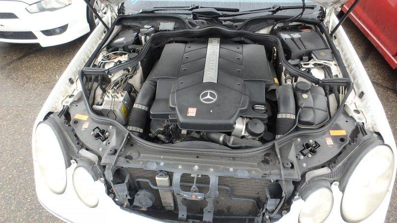 Двигатель Mercedes-Benz S500 WDB220 M113E50 2003