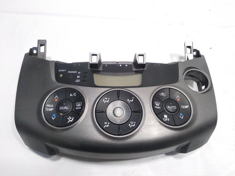 Блок управления климат-контролем Toyota Rav4 ACA31 2AZFE 2011