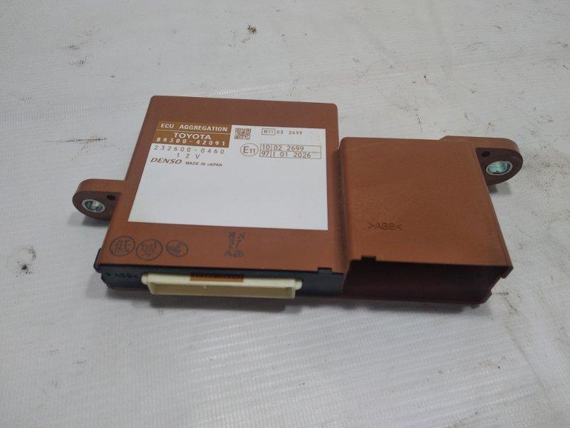 Блок иммобилайзер Toyota Rav4 ACA31 2AZFE 2011