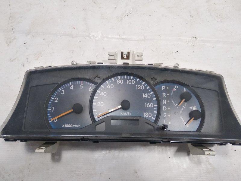 Спидометр Toyota Corolla Fielder NZE121 3CE 2003