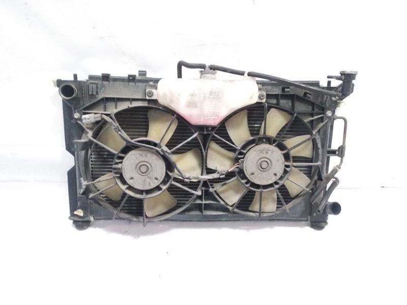 Радиатор основной Toyota Corolla Fielder CE121 3CE 2003