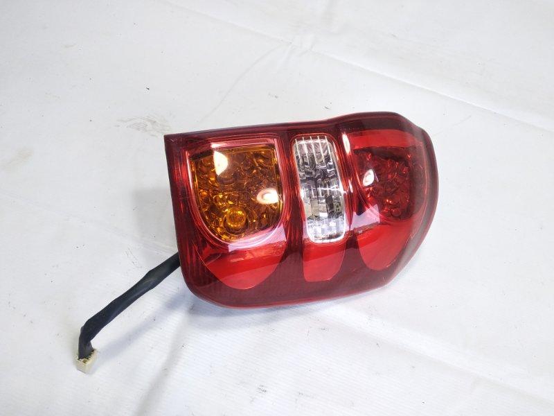Стоп-сигнал Toyota Rav4 ACA21 1AZFSE 2005 задний правый
