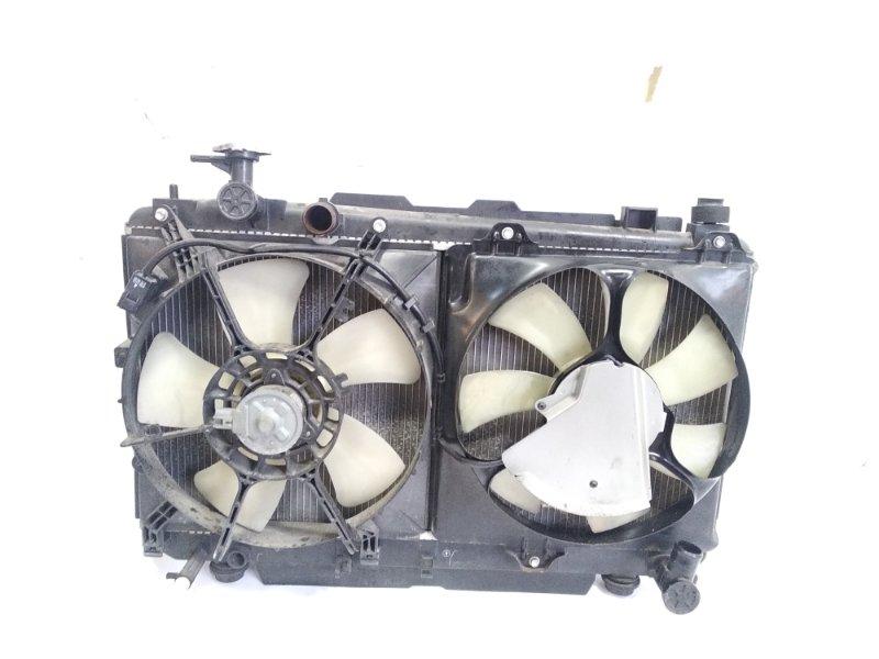 Радиатор основной Toyota Rav4 ACA21 1AZFSE 2005 передний