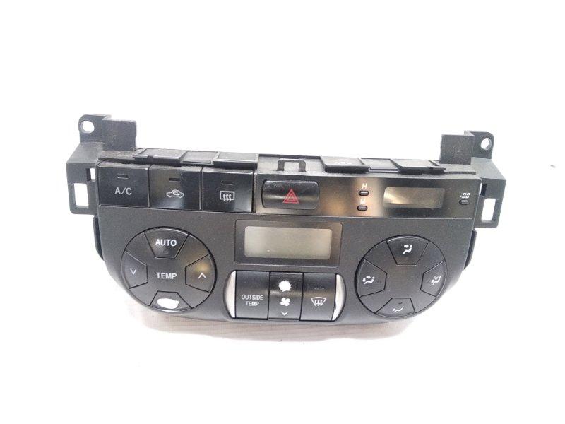Блок управления климат-контролем Toyota Rav4 ACA21 1AZFSE 2005 передний